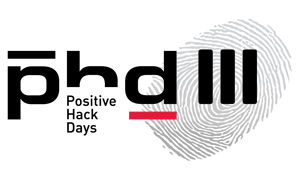 Positive Hack Days